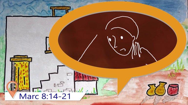 Évangile de Marc Chapitre 08 (pour enfants à partir de 10 ans)