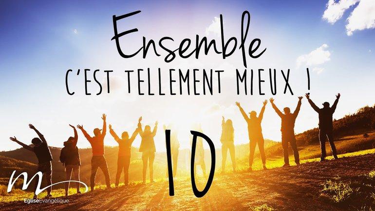 Ensemble Méditation 10 - Philippiens 2.5-7 - Église M