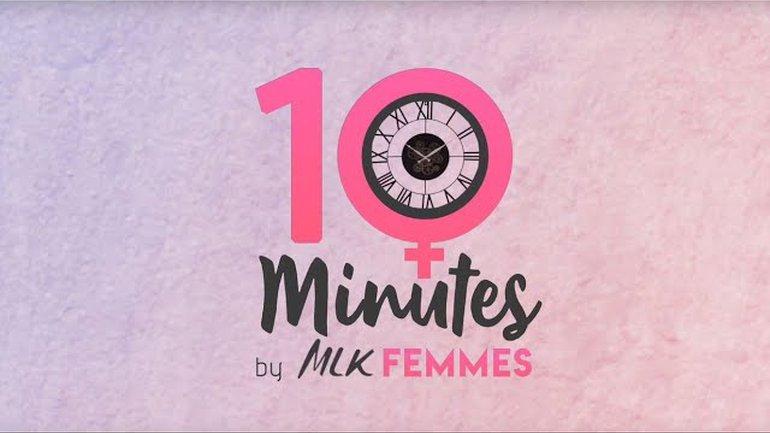 """10 Minutes by MLK Femmes #7 - """"Au secours, j'ai peur !"""" - Rachel Dufour"""