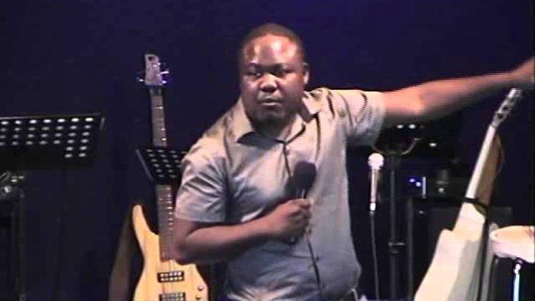 Ulrick Mavoungou - La présence de Dieu