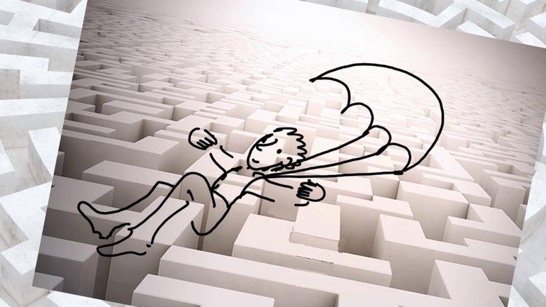 Le labyrinthe de la vie ou comment se sortir d'une vie difficile