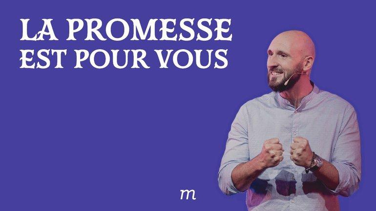 La promesse est pour vous - Matthieu Perraud