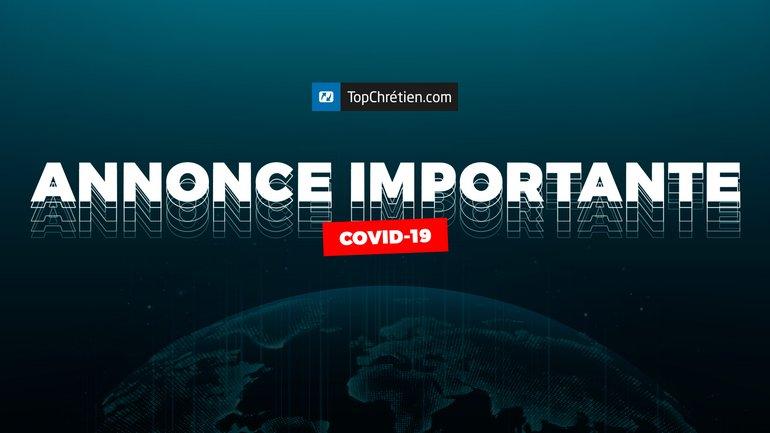 Communication importante - Covid 19 📌