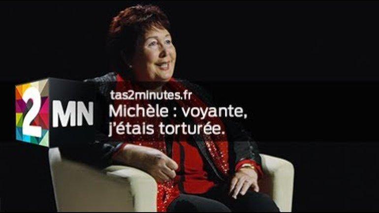 """Michèle : """"Je me suis rendue compte que je pouvais prédire l'avenir"""""""