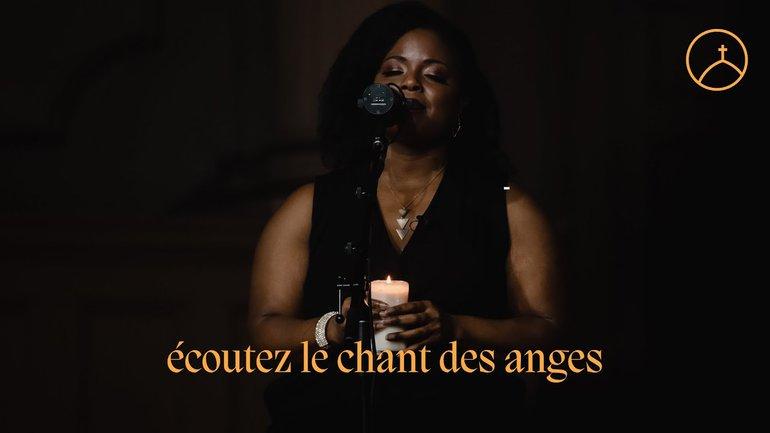 Ecoutez le chant des anges - la Chapelle Musique & Stéphanie Jean