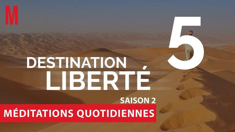 Destination Liberté (S2) Méditation 5 - Exode 16.27-30 - Église M