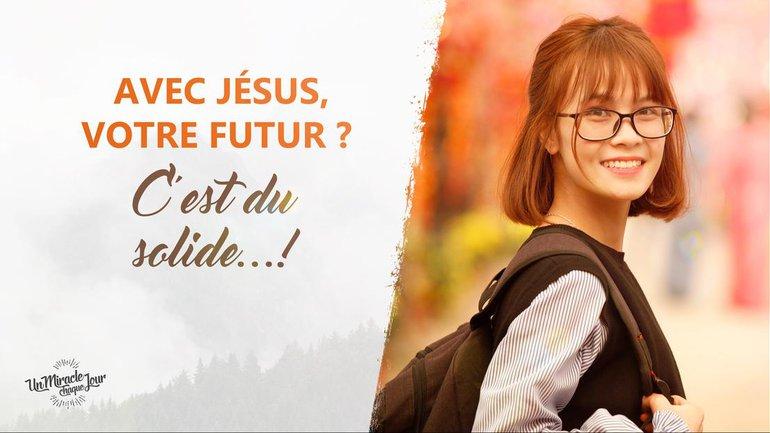 Mon ami(e), votre futur c'est du solide...!