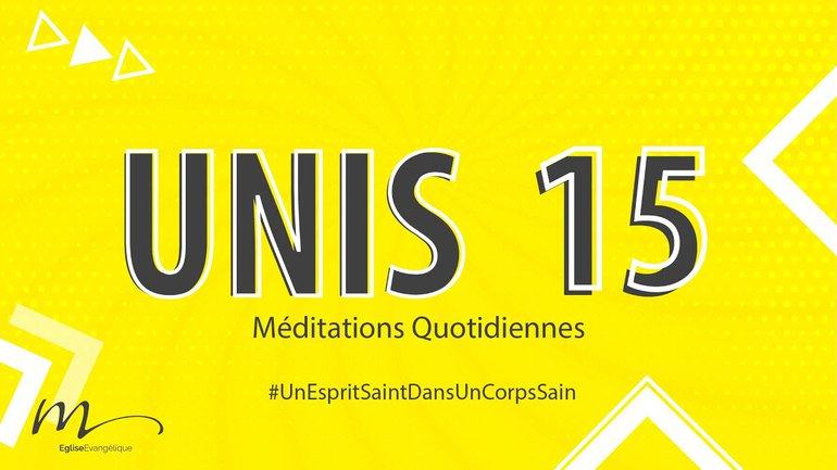 Unis Méditation 15 - Le jugement ou la bienveillance ? - Jean-Pierre Civelli