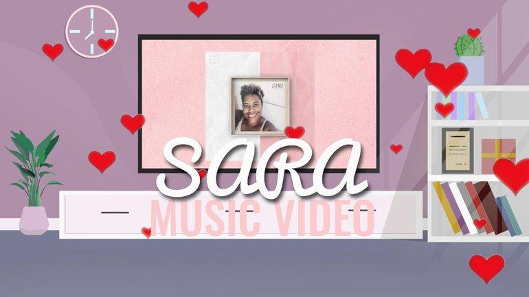 AURÉLIEN - SARA (OFFICIAL MUSIC VIDEO)