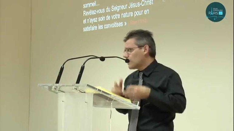 Alain Courret - La convoitise : comment y faire face ?