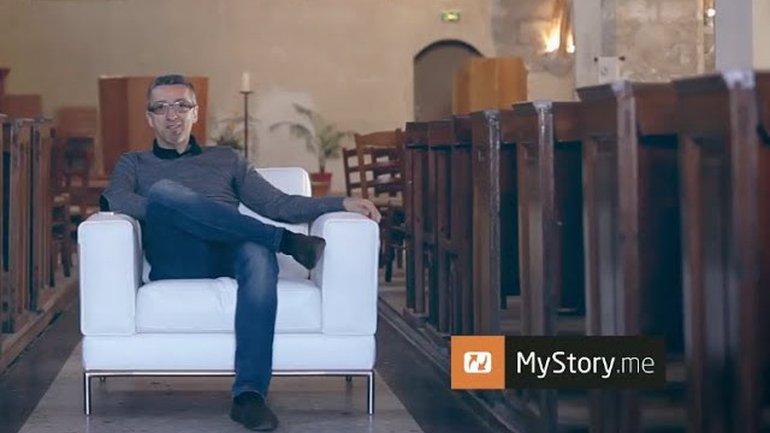 """MyStory - Eric Célérier : """"J'ai découvert la paix avec Dieu !"""""""