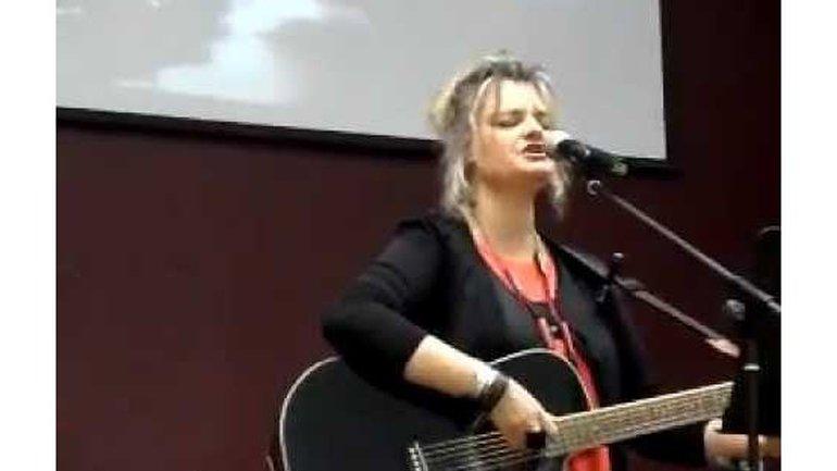 Marie Gautier (MBMinistere) - Psaume 23 à la guitare à LIEGE