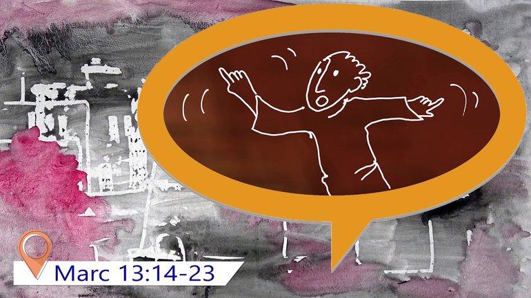 Évangile de Marc Chapitre 13 (pour enfants à partir de 10 ans)