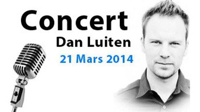 Dan Luiten en concert