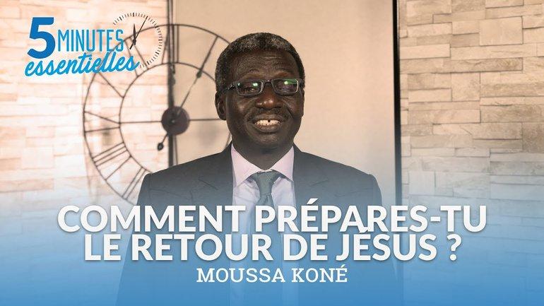 Comment prépares-tu le retour de Jésus ?