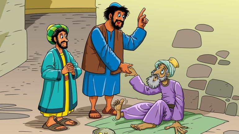 Amener les personnes à Jésus