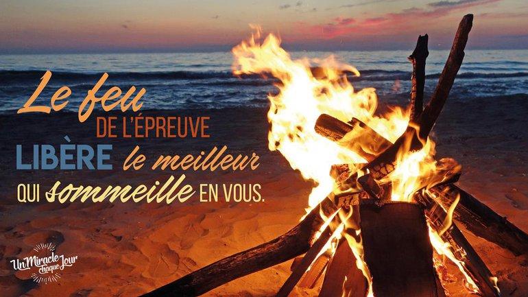 Même dans le feu, le meilleur est là 🔥