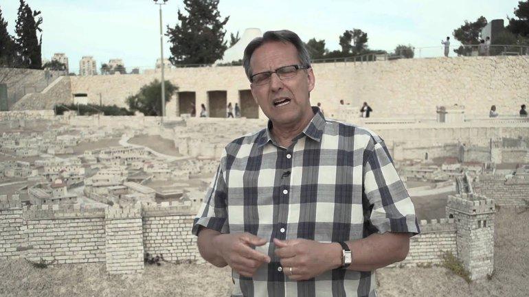 Le Golgotha et le Temple de Jérusalem