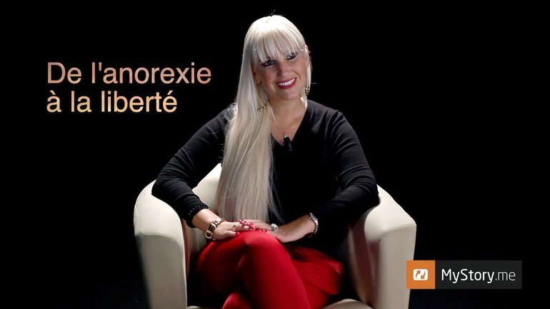 """MyStory - Déborah Rosenkranz : """"De l'anorexie à la liberté !"""""""