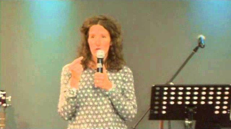 La Foi de Rahab - Justine Robichaud - Brignoles 10.10.2015