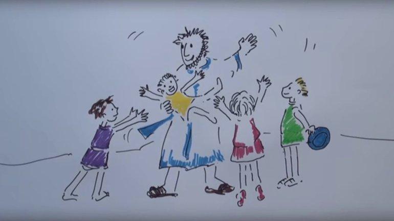 Jésus bénit les enfants (nouvelle version)