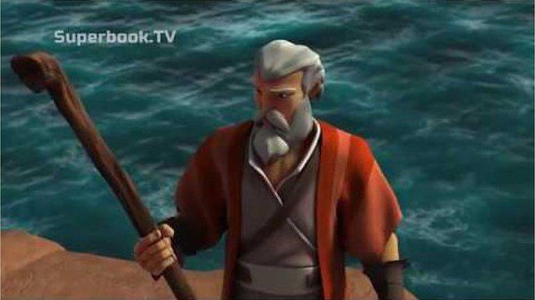 La Mer Rouge   Dieu fraye un chemin