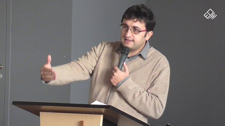 L'identité prédication du 18 11 2018 Pasteur David Perez