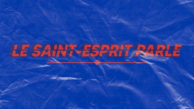 STARTER - Le Saint Esprit parle
