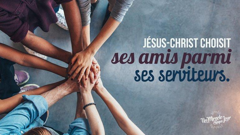 Dieu vous offre une promotion 🎉