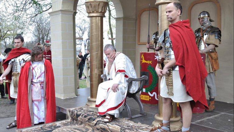 Pâques: Barabbas ou Jésus?