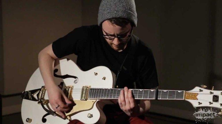 IMPACT // Ô Dieu - Guitare Lead