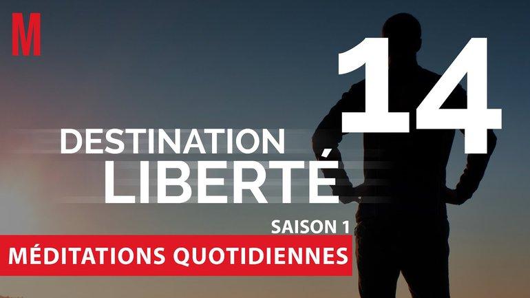 Destination Liberté (S1) Méditation 14 - Exode 9.14-21 - Jérémie Chamard
