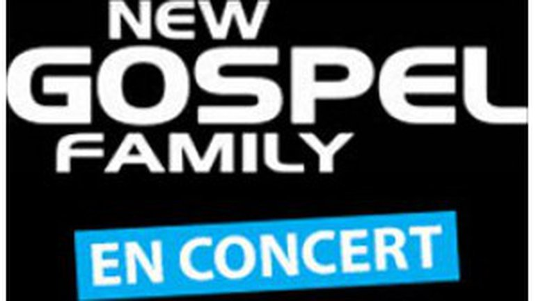 New Gospel Family en Concerts 6, 20, 21 Mai 2017