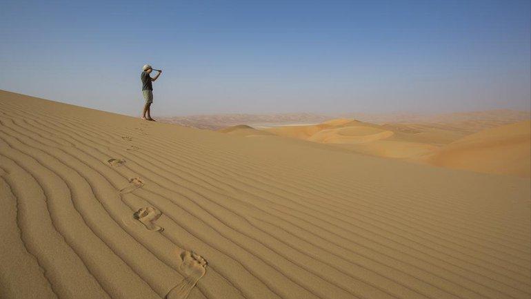Pendant les temps de désert, ose espérer contre toute espérance !