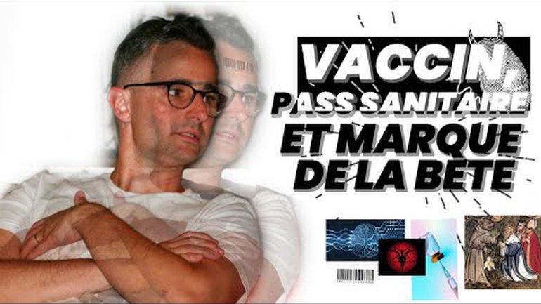 Vaccin, Pass sanitaire et marque de la bête