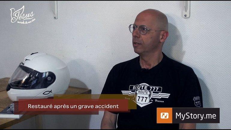 """MyStory -  Laurent B. : """"Restauré après un grave accident de la route"""""""