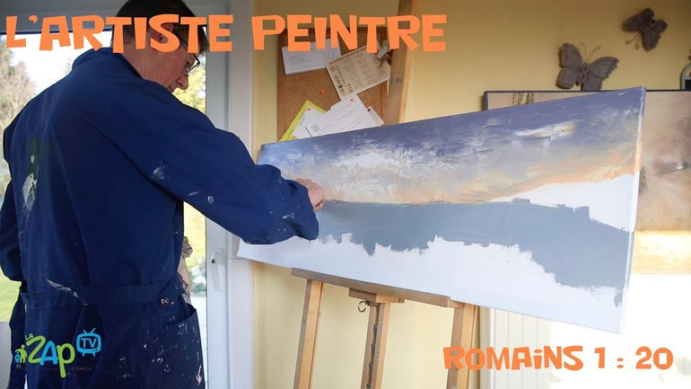 L'artiste peintre
