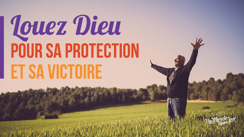 Un Miracle Chaque Jour - 🙌🏿 Marchez dans un esprit de victoire !