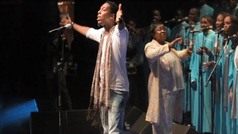 Total Praise et Deitrick Haddon - Zoom sur... Gospel Festival de Paris 2012