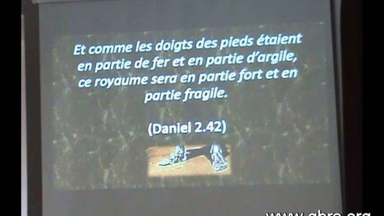 Fernand Saint-Louis - Les prophéties de Daniel - Partie 1