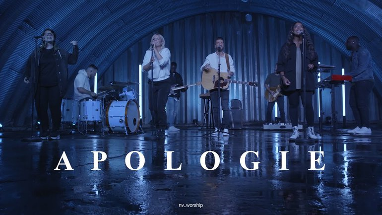 APOLOGIE _NV Worship _Premier single