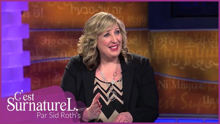 C'est surnaturel par Sid Roth - Elle a visité le Ciel avec Jésus et Dieu le Père ! - Judy Franklin