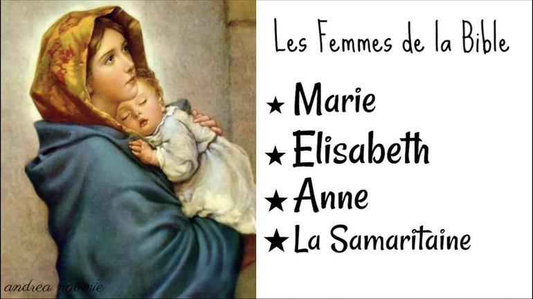 Les Femmes de la Bible #9