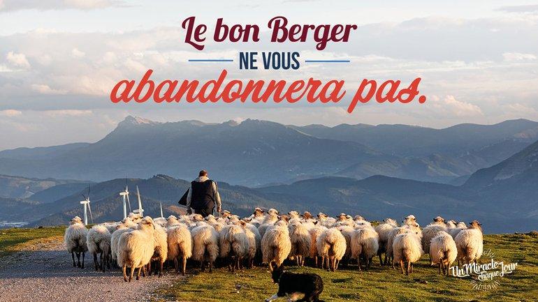 Votre Berger est vraiment bon !