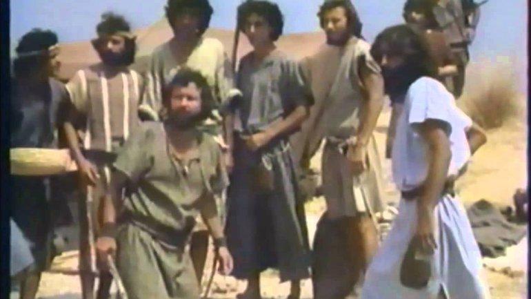 La Bible lue en vidéo - 2 -  La vie d'Isaac, Jacob et Joseph