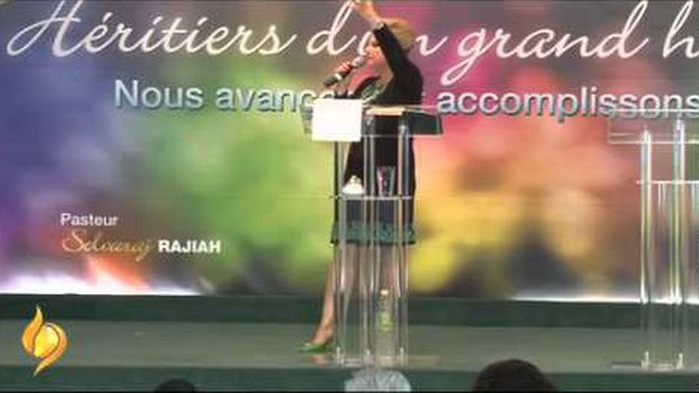 Dorothée Rajiah - La loi de la semence et de la récolte, arme à double tranchant