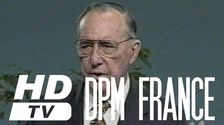 Derek Prince - L'autorité et la puissance de la parole de Dieu
