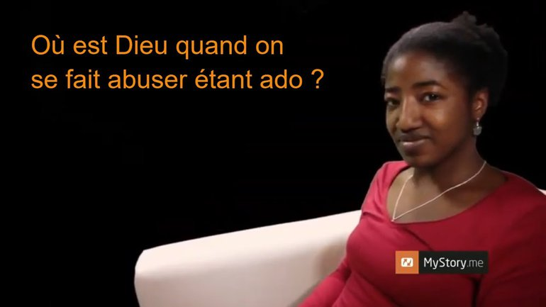 "MyStory - Lia : ""Où est Dieu quand on se fait abuser étant ado ?"""