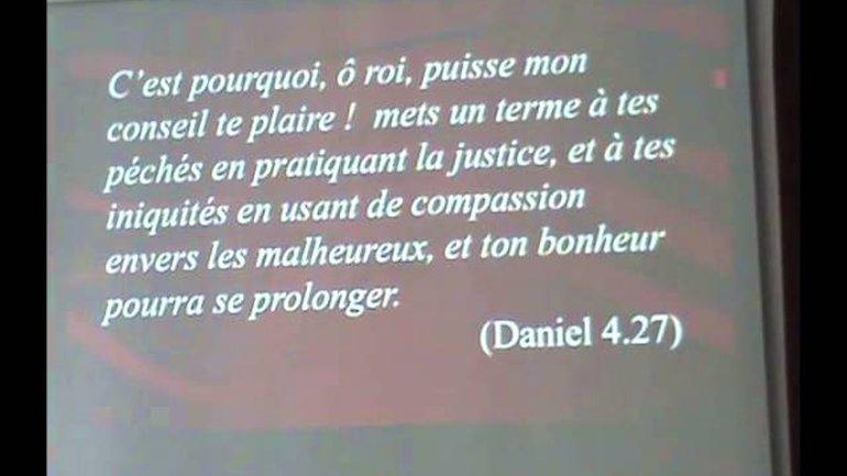 Fernand Saint Louis - Malheur à l'orgueil - Proverbes 16:18