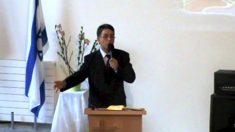 Jacques Imobersteg - Pourquoi prier pour la paix de Jérusalem ?